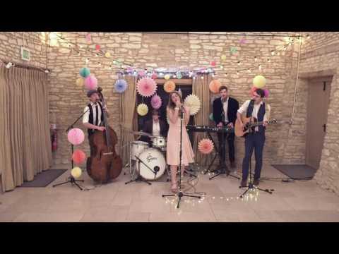 The Skip Jacks Folk Style Wedding Band