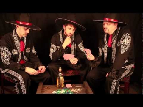 Mariachi Busking Band, UK - Poker Face