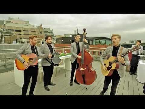 Wanderboy - Fully Acoustic Roaming Wedding & Event Band