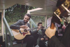 Mumford & Sons Style Wedding Band