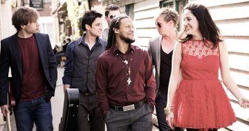 surrey wedding band