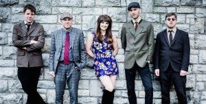 Manchester based retro wedding band