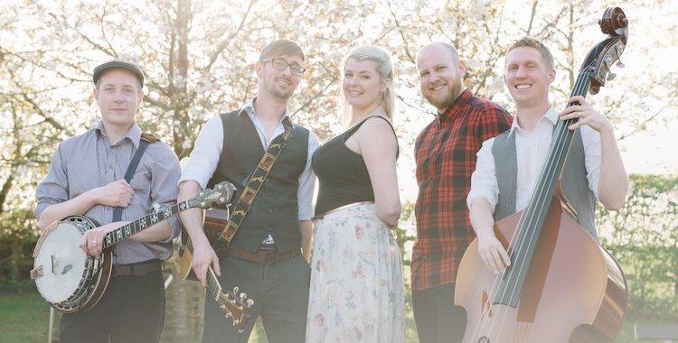 Folk Style Wedding Entertainment | Mumford and Sons Style