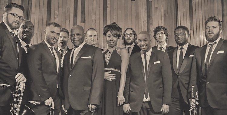 London Based Soul Motown Wedding Band Atlantic Soul 8 Piece