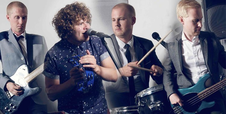 Covers band from Hampshire