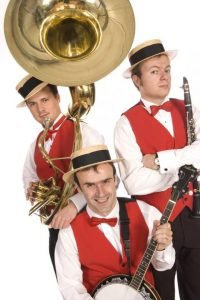 Vintage style band