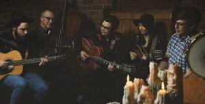 Manchester mumford style band