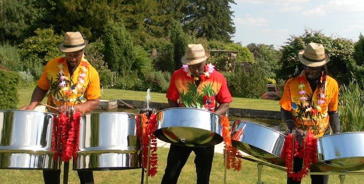 UK Steel Drum Bands Amp Entertainment