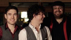 Wedding music trio