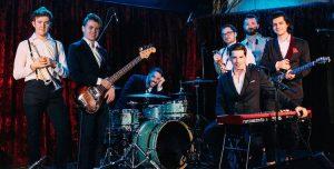 London based retro wedding band