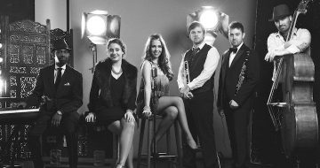 Modern swing band from surrey
