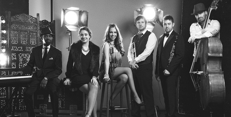 Gatsby's Gramophone – Modern Swing Band from Surrey
