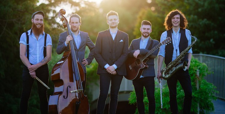 folk pop covers band