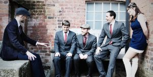 Manchester wedding band The Camaros