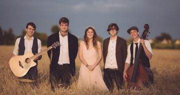 London Folk Wedding Band