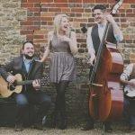 Hampshire wedding band Shout