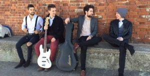 Hampshire based Mumford style band with instruments