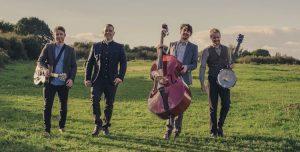 Hampshire based folk wedding entertainment