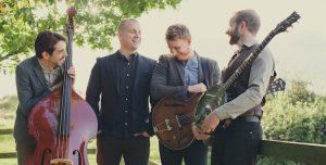 Hampshire based folk wedding entertainers Heyday