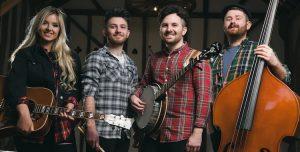 Midlands based festival style function band