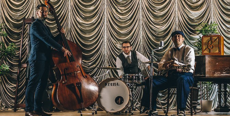 Leicester based jazz trio