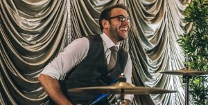 Leicester based jazz drummer