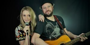 Acoustic duo from London