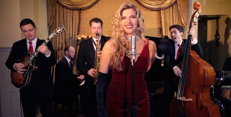 Postmodern Jukebox style band