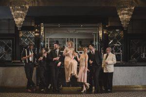 Swing wedding Band