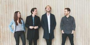 Liverpool based Mumford style wedding band