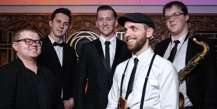 Swing Bands and Wedding Entertainment | The Band Boutique