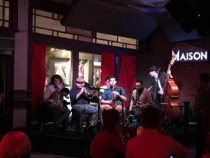 new orleans jazz club band