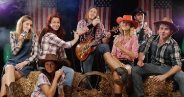Country and Western band from the UK