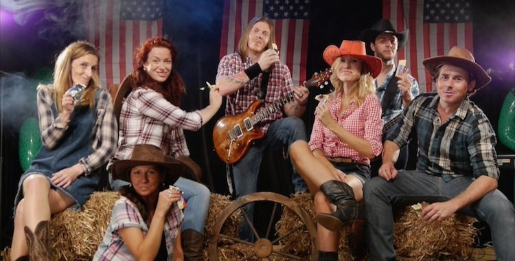 UK Country & Western Band | Cowboy Themed Party | Line-Dancing