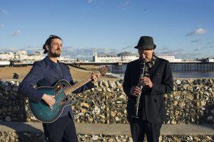 Jazz duo from Brighton