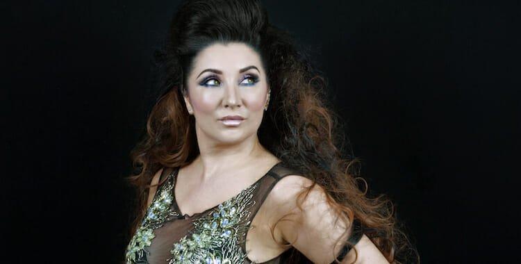 Rachael Hawnt vocalist