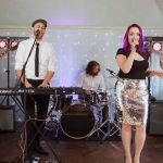 Hampshire based party band playing live
