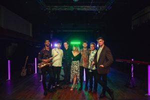The Skip Jacks Band promo shot