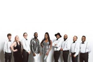 Soul Engine wedding band photoshoot