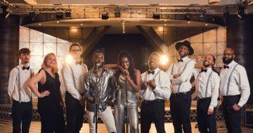 UK based soul and motown wedding entertainment