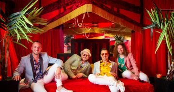 80s party band from Essex