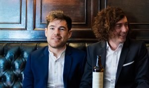 acoustic duo Dorset